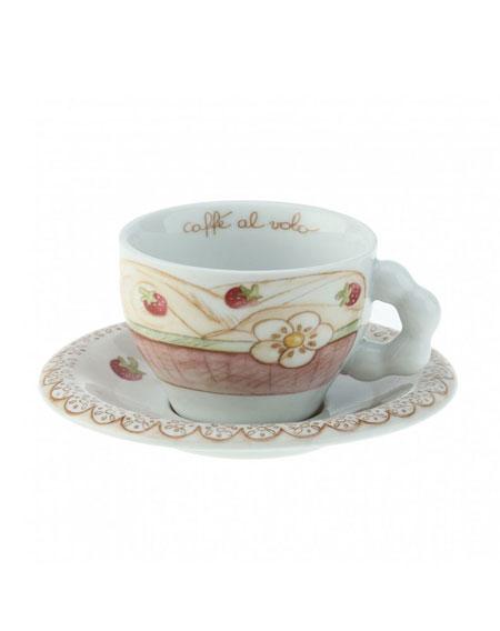 Tazza cappuccino Romance