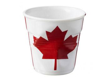 Servizio caffè Froissés bandiere