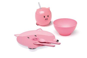 Set pappa Parker Pig