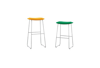 Hocker Hi-Pad Stool