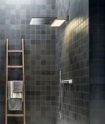 Shower Head Acquadolce Light