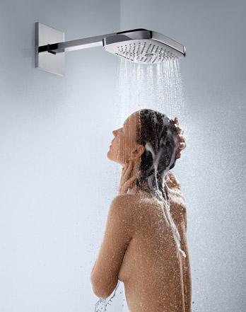Pommeau de douche Raindance Select E 300 3jet