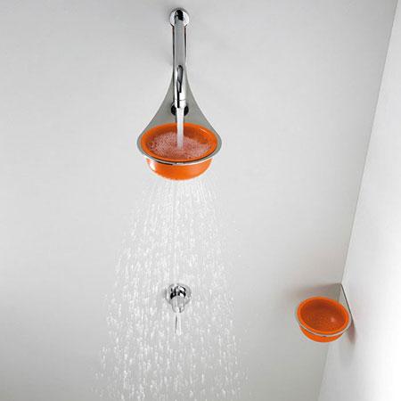 Shower Head Al Dente