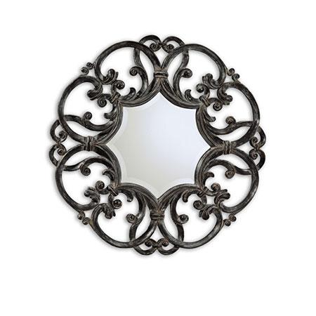 Specchio Black Amelie