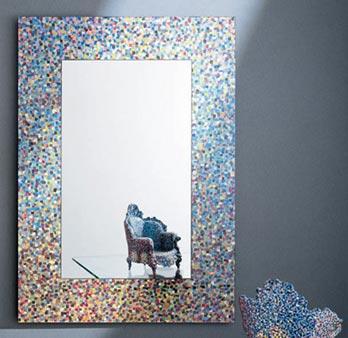 Spiegel Specchio di Proust