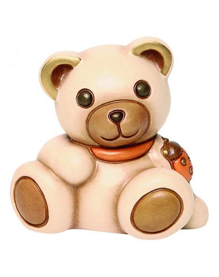 Statuetta Teddy natalizio