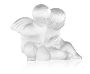 Statuetta Deux Angelots