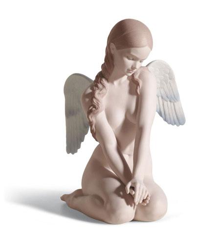 Statuetta Angelo bello