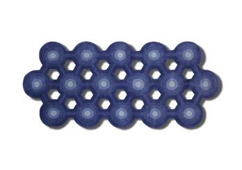 Teppich Atom