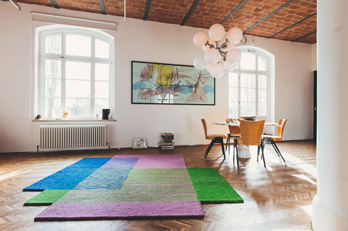Teppich Stagione