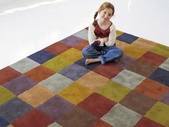 Teppich Cuadros 2
