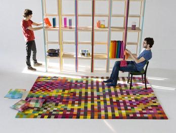 Teppich Digit 1