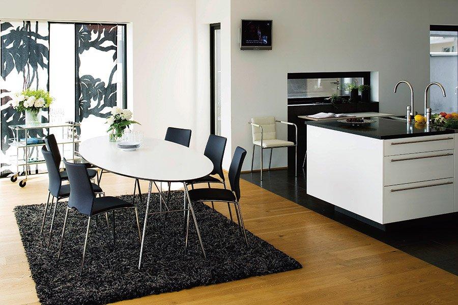 Lammhults Tische Tisch Saturn Designbest