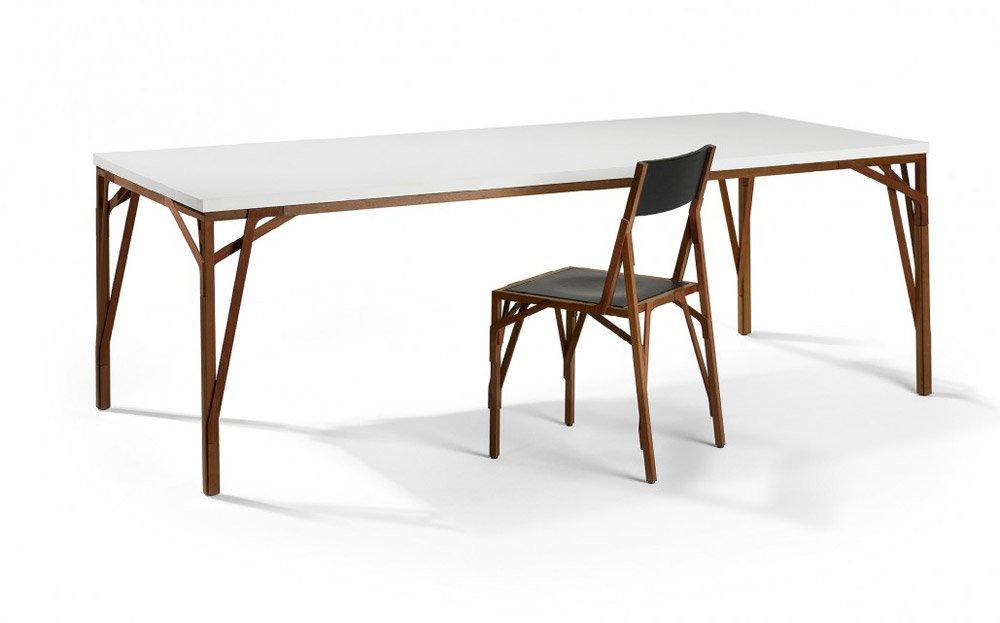 R thlisberger tische tisch allumette designbest for Tisch design award