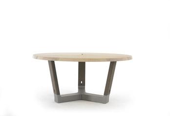 Tisch Base Round