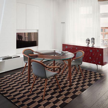 Tisch Autoreggente