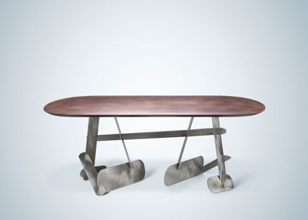 Table Vomere