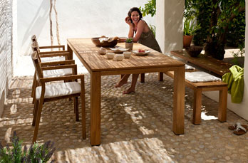 Table Kos teak