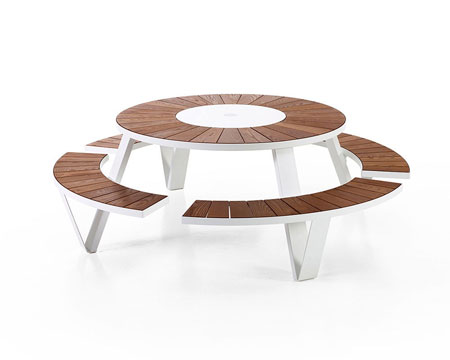 Tisch Pantagruel