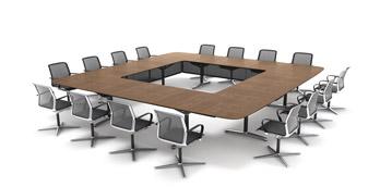 Table de conférence Filo