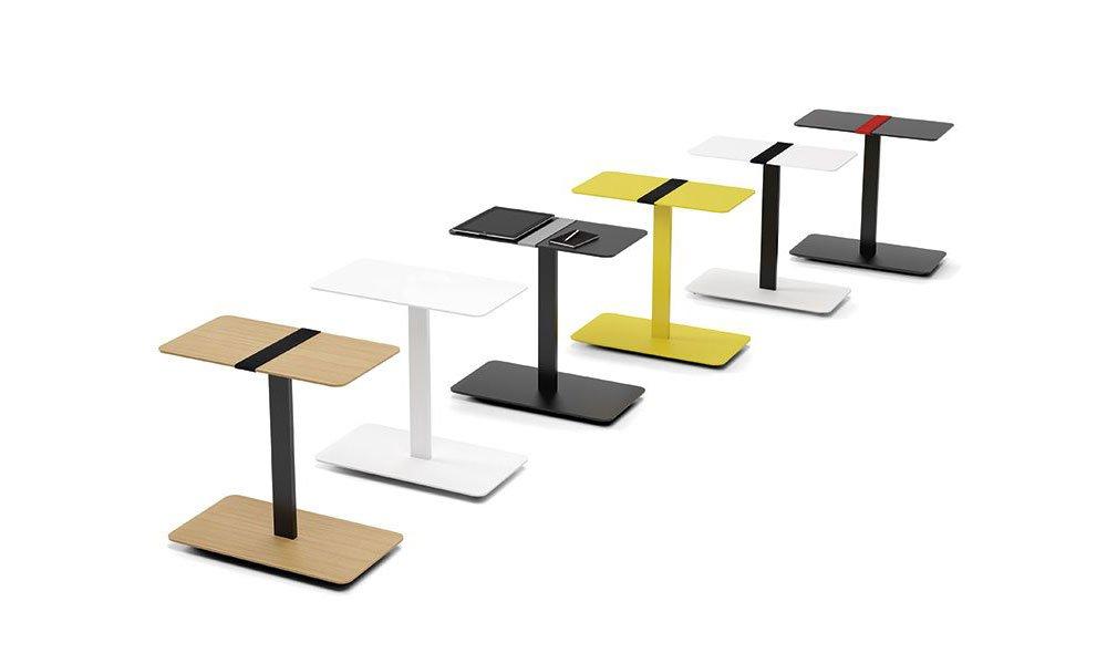 viccarbe beistelltische kleiner tisch serra designbest. Black Bedroom Furniture Sets. Home Design Ideas