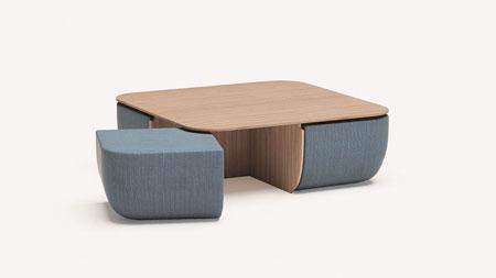 Petite table Anemos