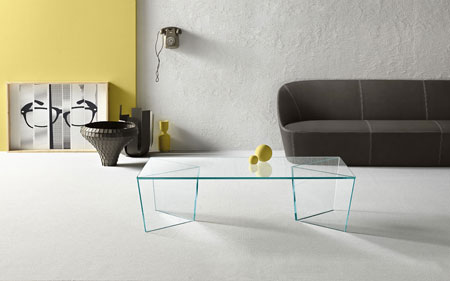 Petite table Mirage