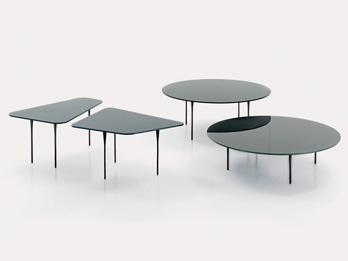 Petite Table Raffles