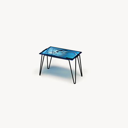 Petite table Xraydio 1 Razza