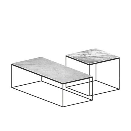 Tavolino Slim Marble