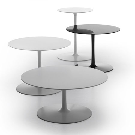 Petite table Flow Low Table