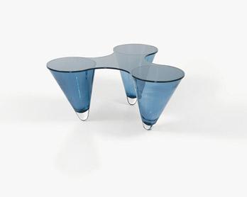 Petite table Twist