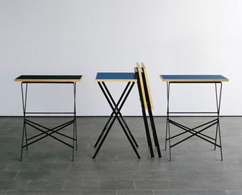 Table d'appoint Klapptisch