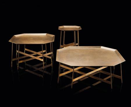 Petite table Esagono