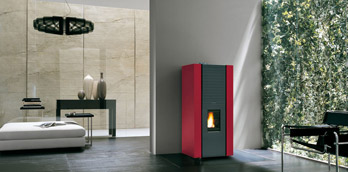 Termostufa Ecofire® Martina New Idro