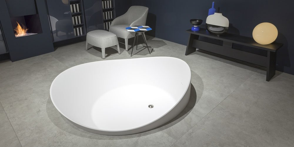 bathtubs bathtub dune by antonio lupi. Black Bedroom Furniture Sets. Home Design Ideas
