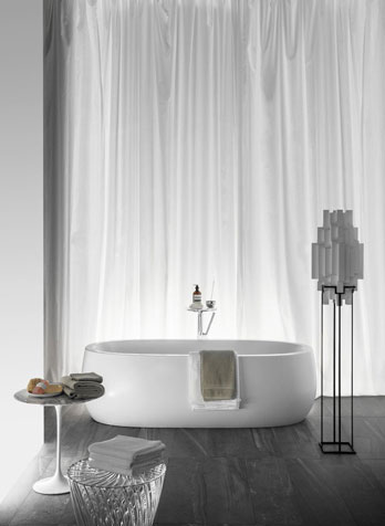 Badewanne Alessi One Solid Surface