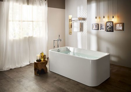 Bathtub Element