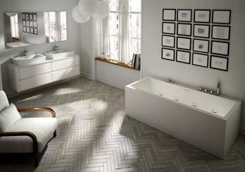 Whirlpool bathtub Paper T40
