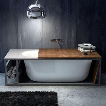 Whirlpool Bathtub Naked