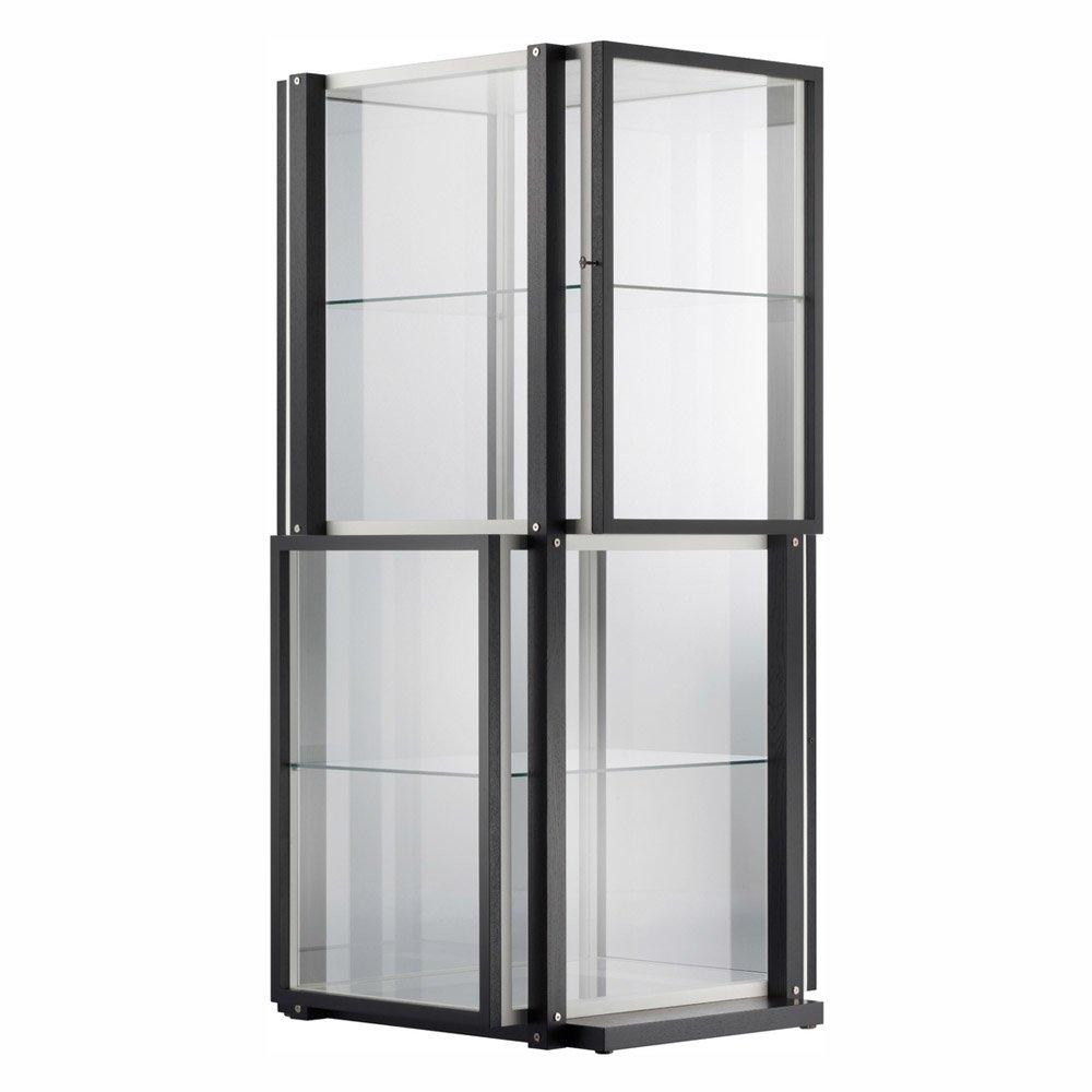 tecta vitrinen vitrine s40 designbest. Black Bedroom Furniture Sets. Home Design Ideas