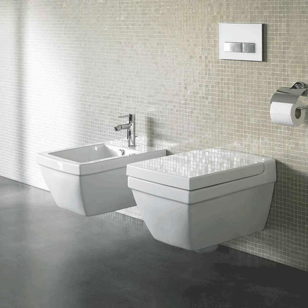 duravit wc und bidets wc und bidet 2nd floor designbest. Black Bedroom Furniture Sets. Home Design Ideas