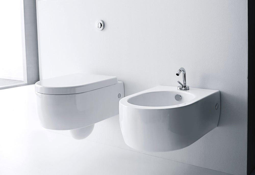 kerasan wc und bidets wc und bidet flo designbest. Black Bedroom Furniture Sets. Home Design Ideas