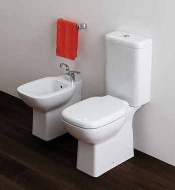 WC et bidet Sprint
