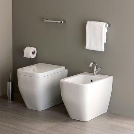 WC et bidet Terra