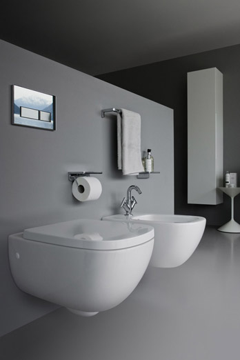 Wc and bidet Palomba Collection