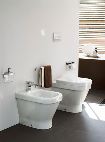 Wc and bidet LB3