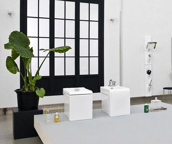 WC et bidet La Fontana