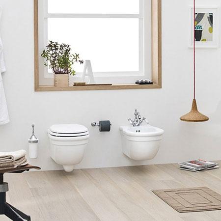 WC et bidet Hermitage