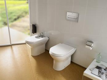 WC und Bidet Nexo